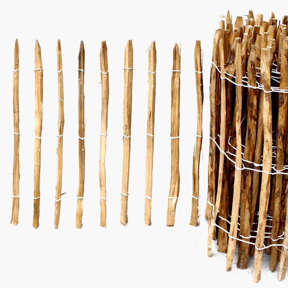Holzzäune Rustikal