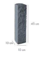 Pliasaden-Split-10 x 10 x 45cm