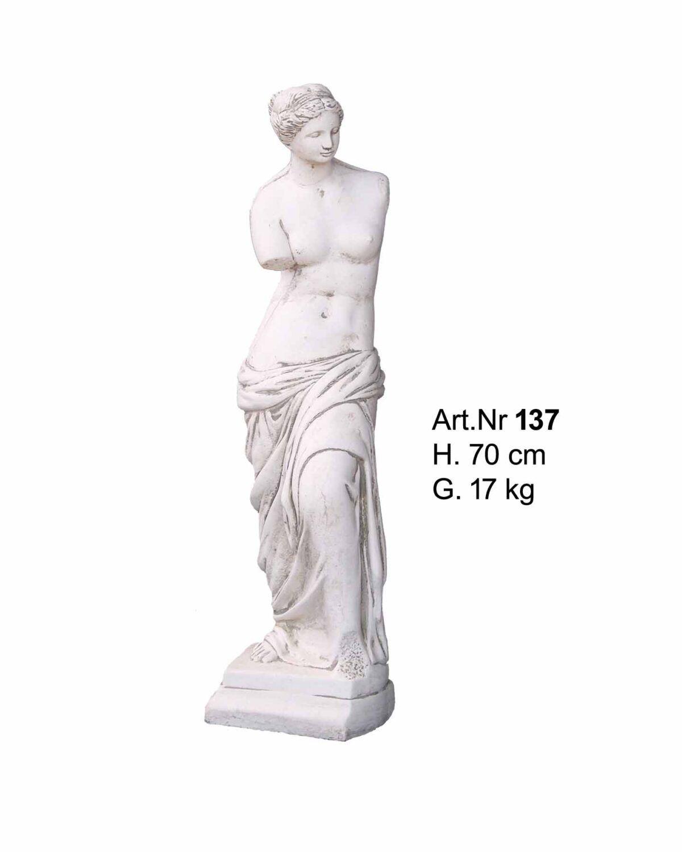 Betonfigur Venus von Milo