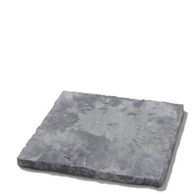 semmelrock-bradstone-milldale-dală-capac-stâlp-gri-nuanţat-structurată
