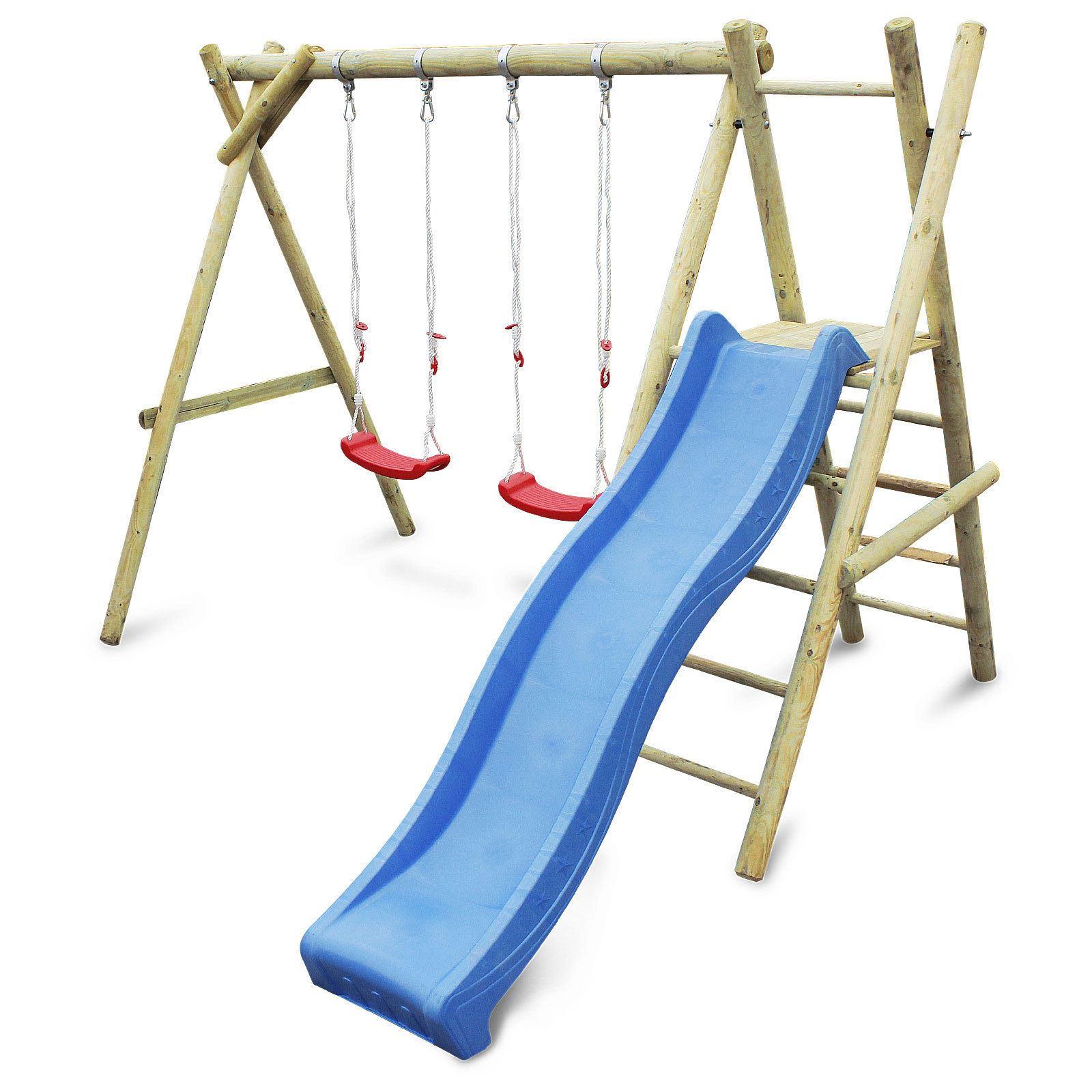 Garten Spielplätze - Gartenspielgeräte